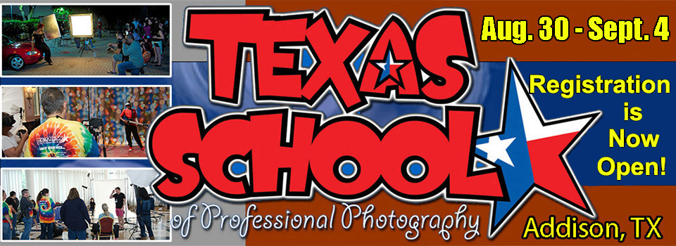 Texas School of Professional Photography